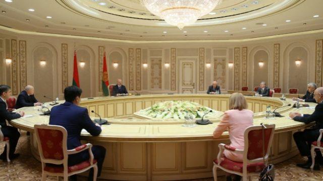 Лукашенко про НАТО