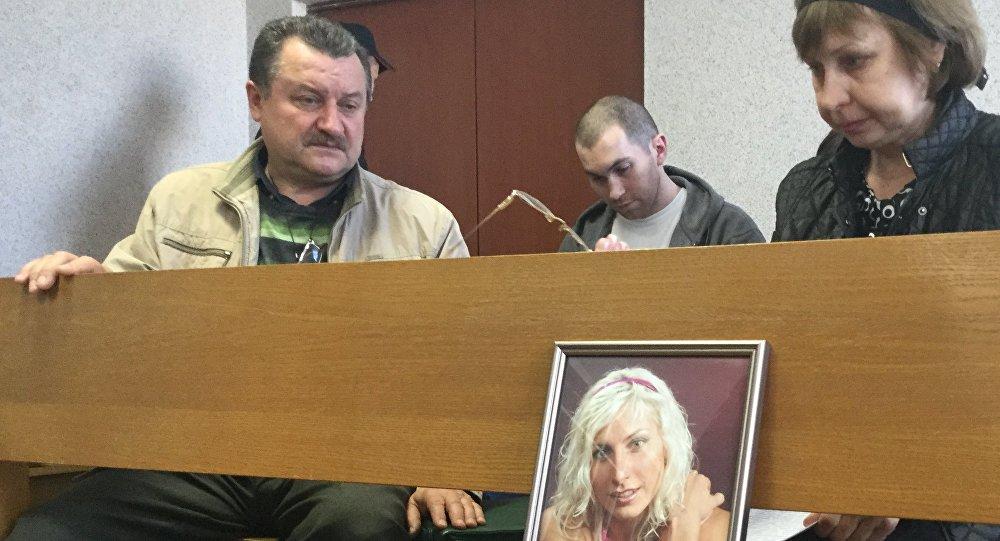родители Балыкиной в суде