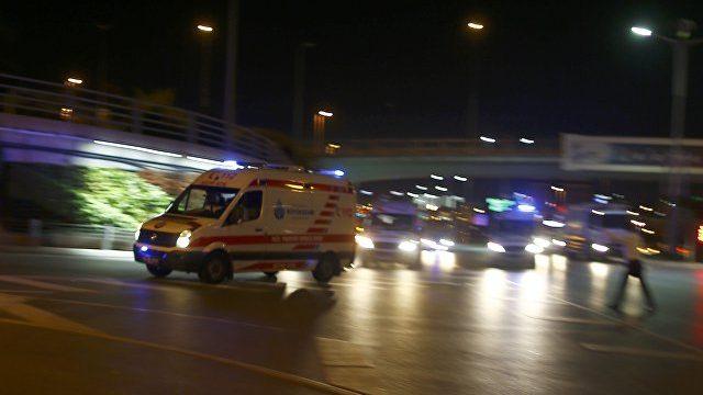 Взрывы в Стамбуле