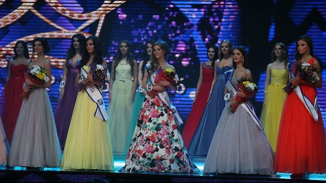 Мисс Беларусь - 2016