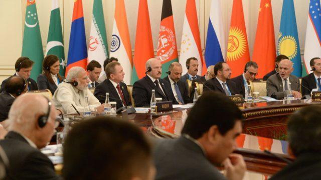 Лукашенко про ШОС