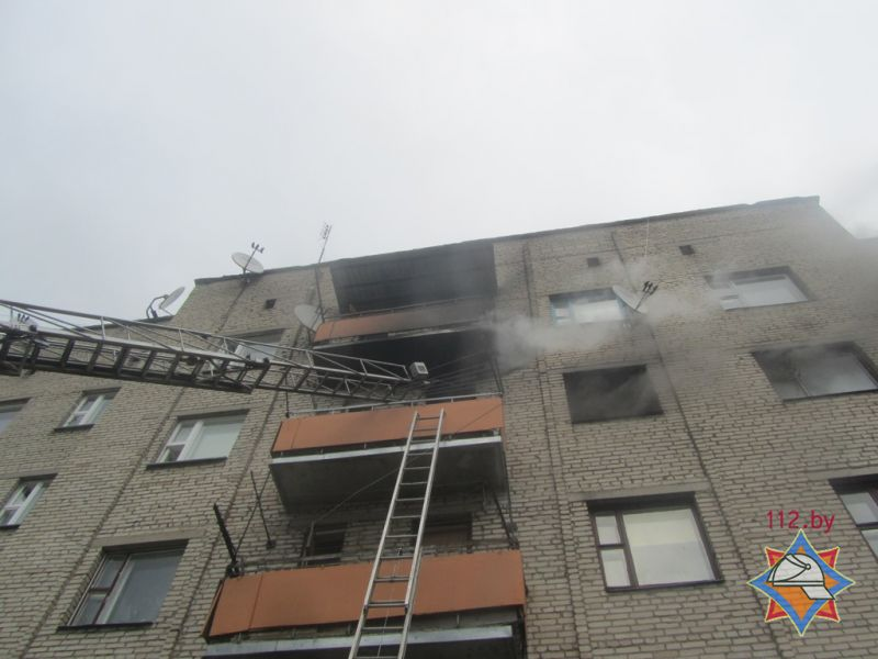 ВВоронеже из-за пожара вмногоэтажке эвакуировали 17 человек