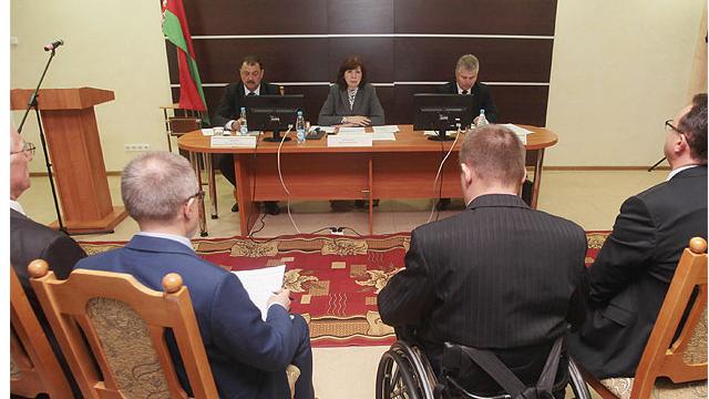 Заседание у Кочановой