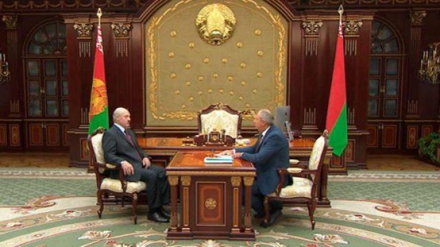Лукашенко про бизнес
