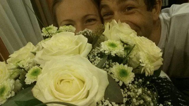 Свадьба Домрачевой