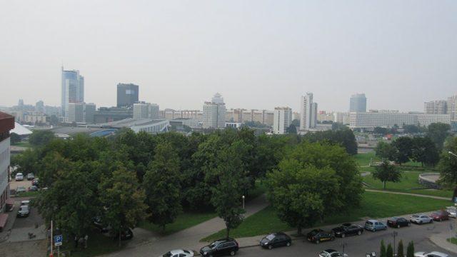 Воздух Минска