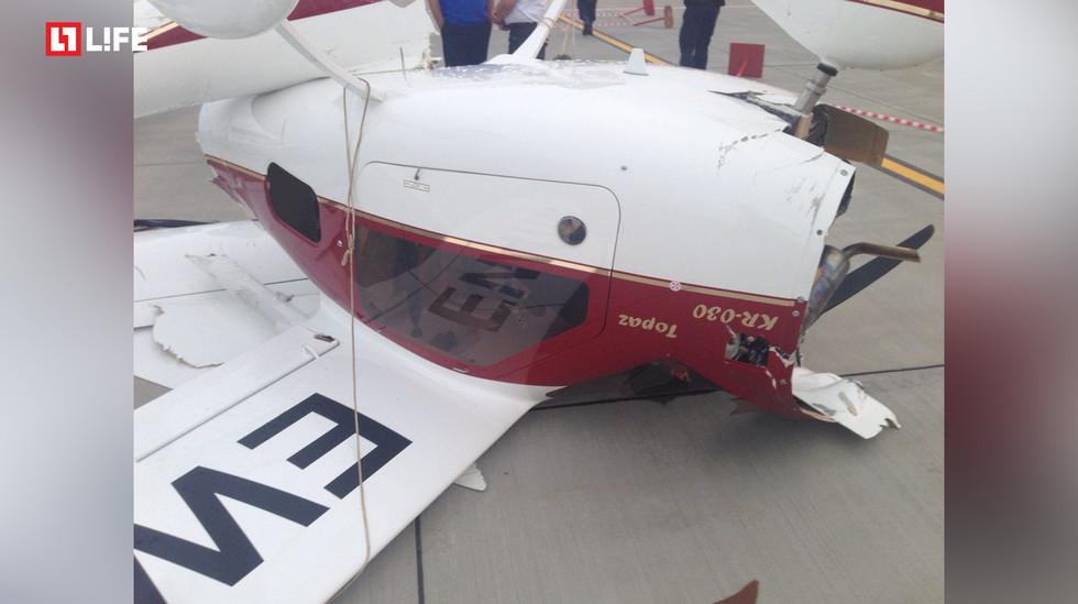 самолёт Лесли