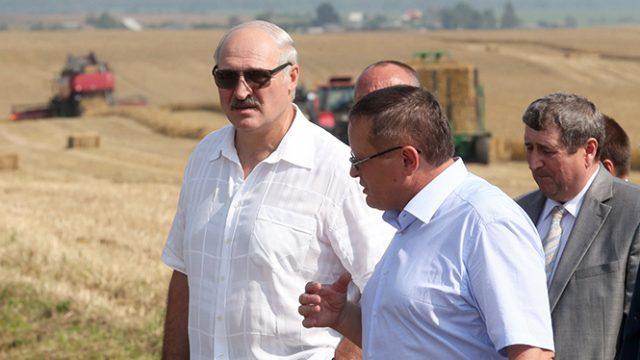 Лукашенко про дороги