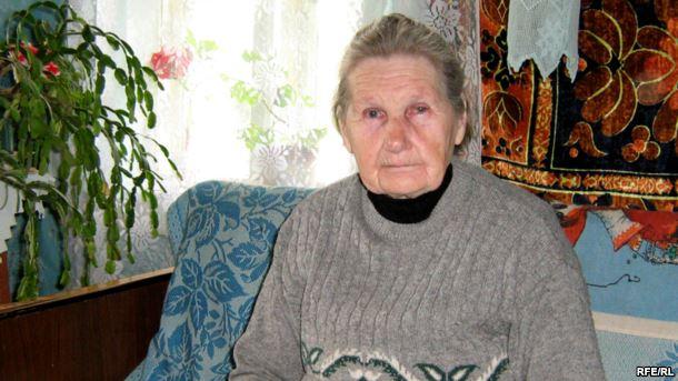 умерла Валентина Быкова
