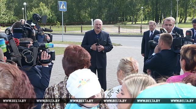 «Незарабатывать в Беларуссии может только ленивый»— Александр Лукашенко