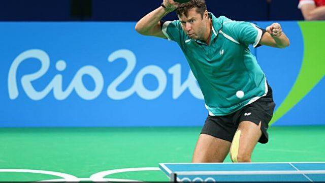 Теннисист Самсонов