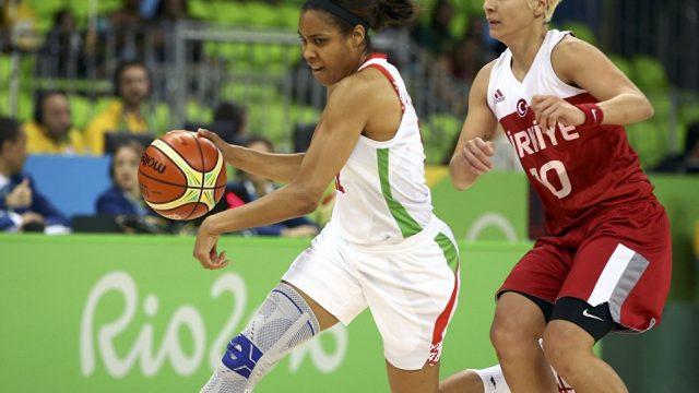 Баскетболистки в Рио