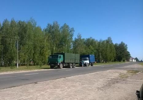 Белорусы продавали в Российскую Федерацию металлолом изчернобыльской зоны