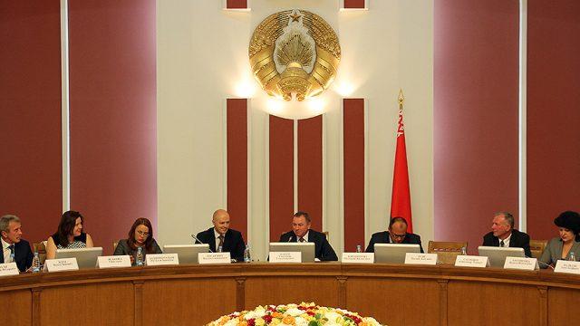 МИД поддерживает идею создания вМинске белорусского дома