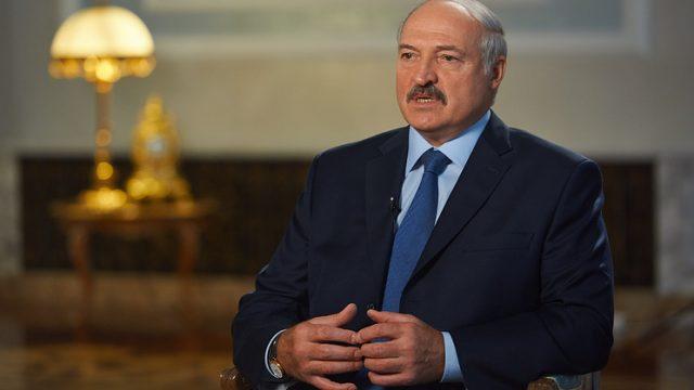 Интервью Лукашенко