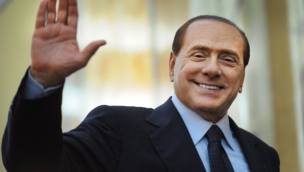 Лукашенко поздравил «политика высочайшего класса» Берлускони с80-летием