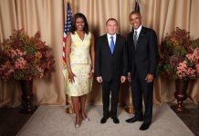 Макей и Обама