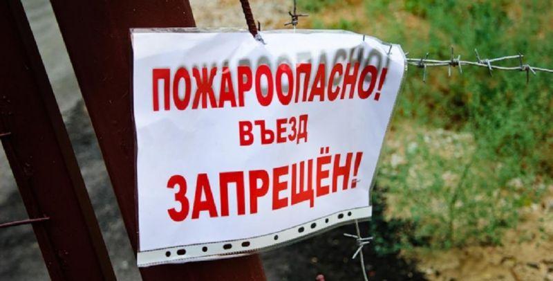 Запрет напосещение лесов продолжает действовать в21 районе Белоруссии