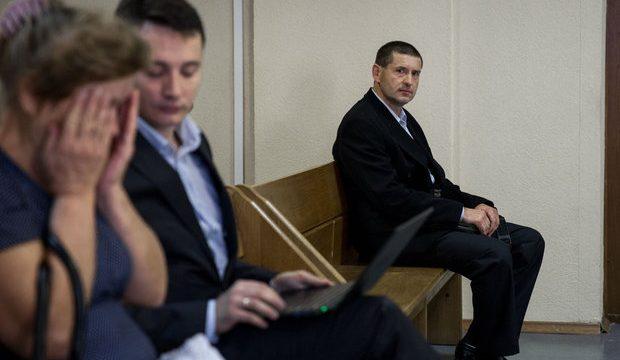 ВМинске начался суд поделу осмерти вСИЗО Птичкина