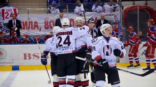 Хоккеисты «Немана» во 2-ой раз завоевали Кубок Беларуссии
