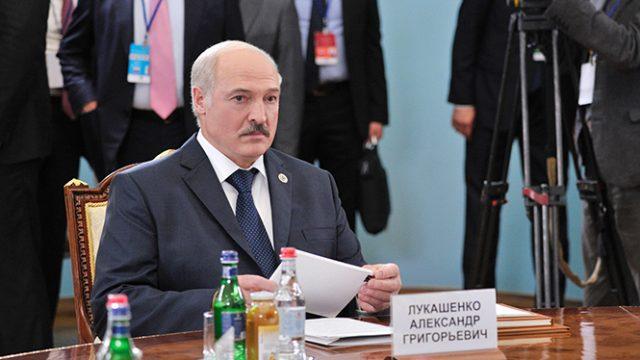 Лукашенко на ОДКБ