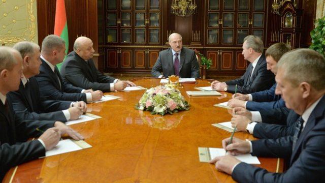 Лукашенко про реформы