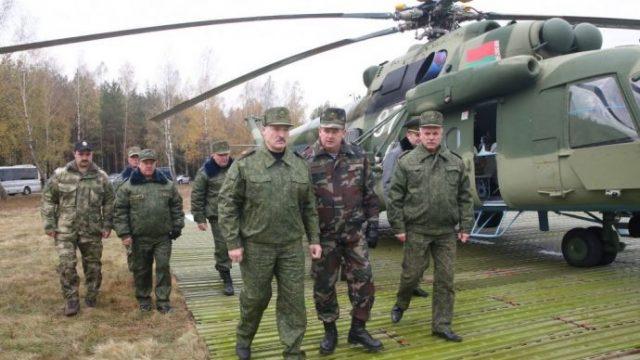 Лукашенко поручил модернизировать систему подготовки военных