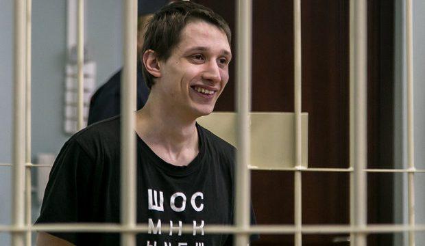Обвинитель попросил освободить Дмитрия Полиенко из-под ареста