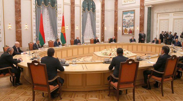 Лукашенко позвал страны СНГ вЕАЭС— Образец глубокой интеграции