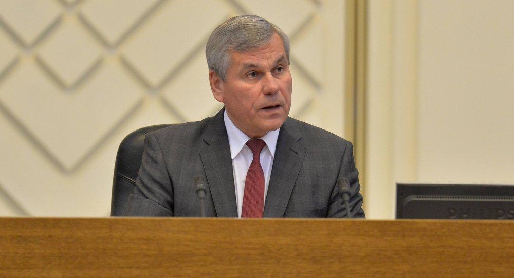 Владимир Андрейченко избран председателем Палаты уполномченных