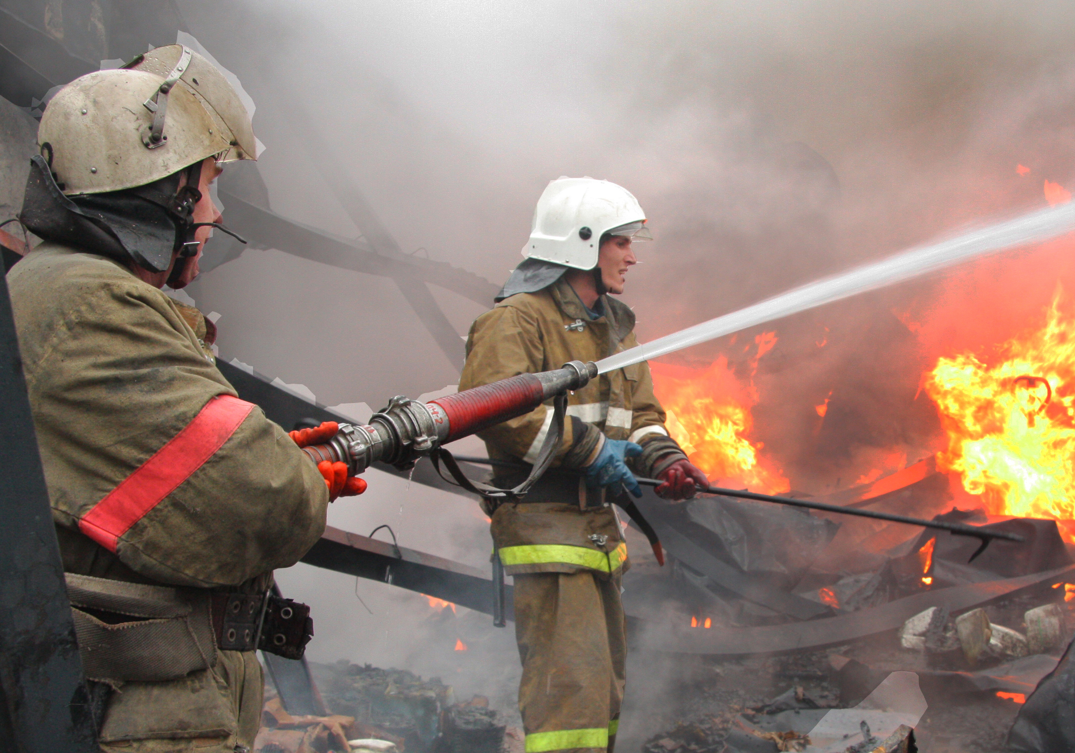 ВБарановичском районе горела школьная столовая