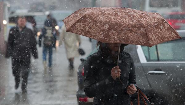 Дожди имокрый снег: синоптики поведали опогоде ввыходные дни