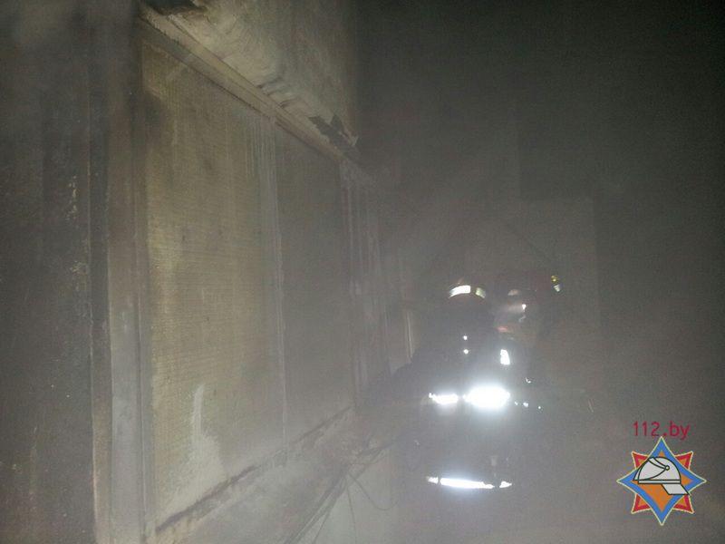 ВБарановичах произошел пожар назаводе автоматических линий