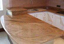Где купить столешницы для кухни: покрытие Duropal