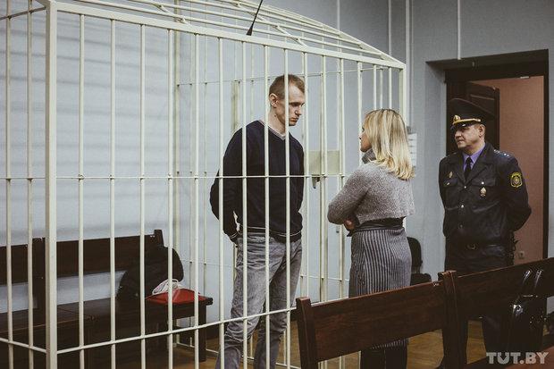 ВМинске судят мотоциклиста, сбившего инспектора ГАИ