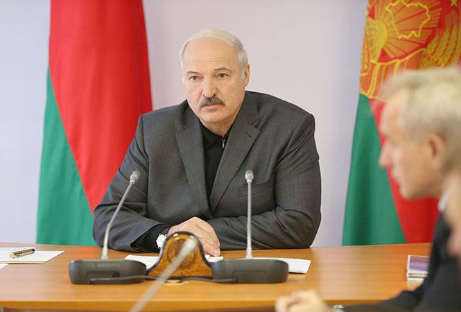 Лукашенко поведал обелорусском мясе, застрявшем вгорле Данкверта