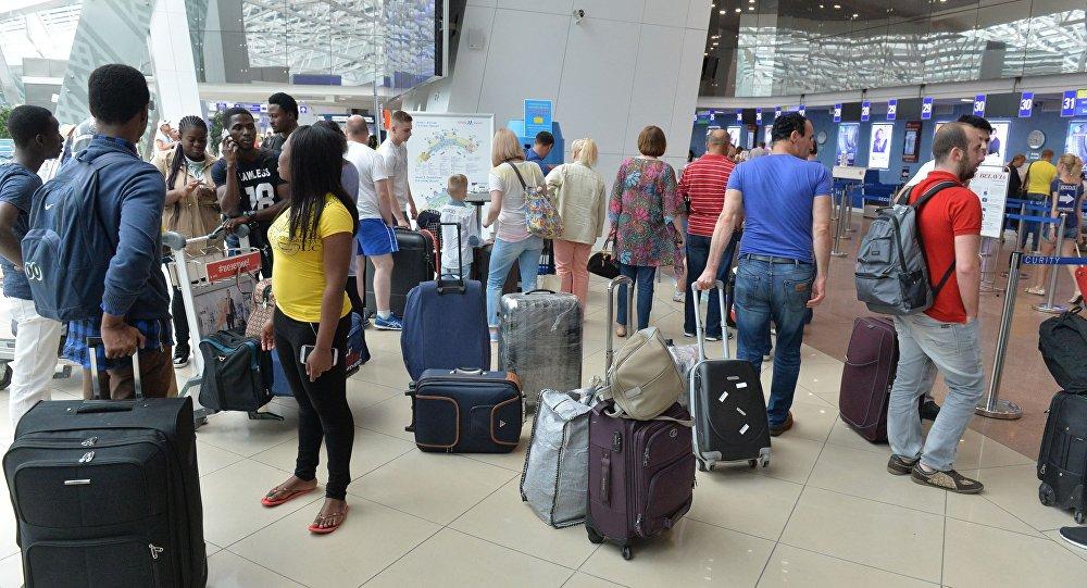 Национальный аэропорт «Минск» ждет осенью трехмиллионного пассажира