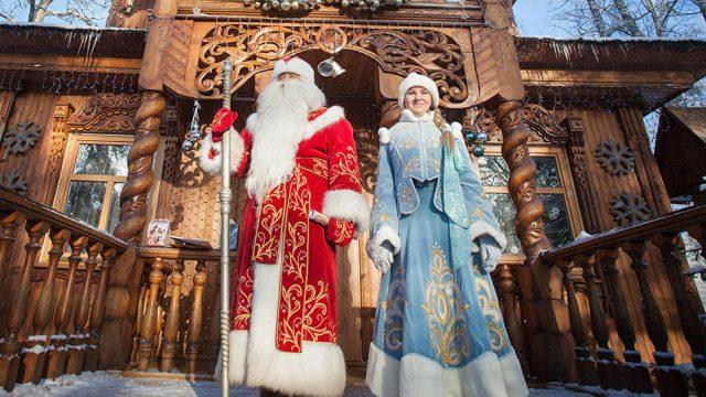Поезд изМинска впоместье Деда Мороза заработает с16декабря