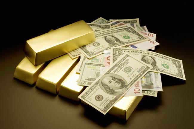 Угродненской семьи украли два слитка золота и 50 тыс. долларов