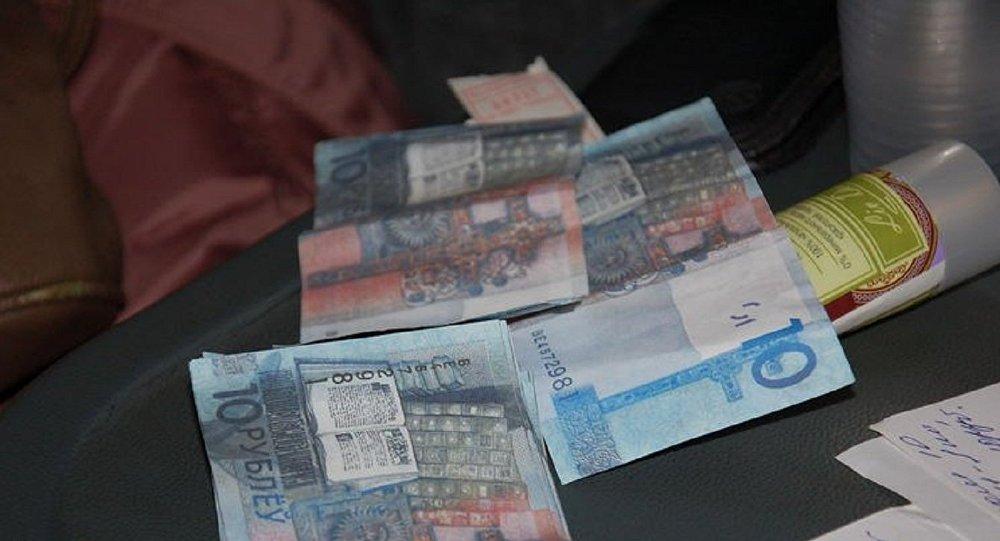 ВГомеле задержана группа фальшивомонетчиков с«новыми» деньгами