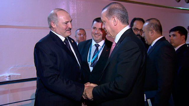 Лукашенко и Эрдоган
