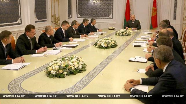 Лукашенко недоволен работой свободных финансовых зон