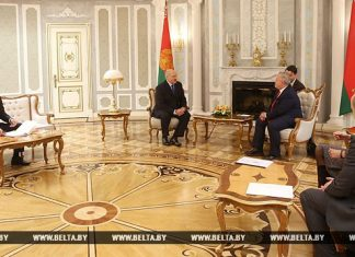 Лукашенко о выборах