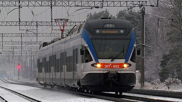 Под Минском поезд насмерть сбил человека— МВД