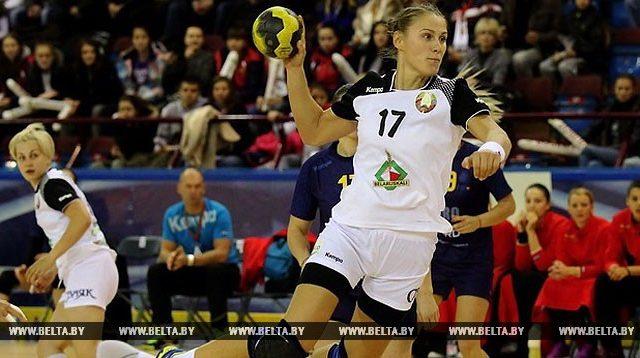 Белоруски уверенно переиграли сборную Турции— Гандбол