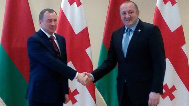 Руководитель белорусского МИДа посетит Грузию срабочим визитом