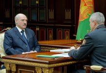 Лукашенко и Шуневич