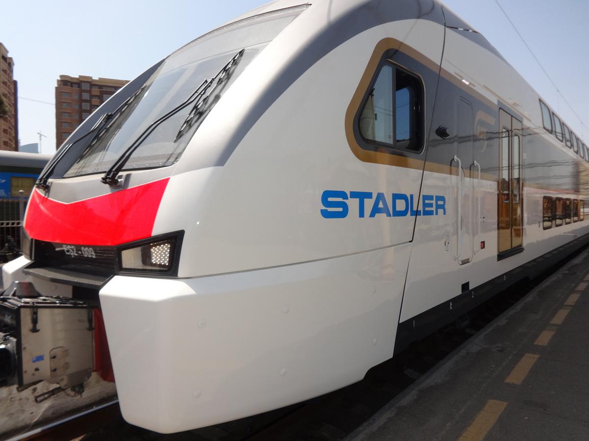 «Штадлер Минск» поставит 10 составов для минского метро