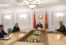 Лукашенко про визы