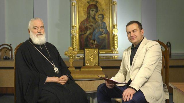 Митрополит Павел оделе «Регнума»: колумнисты сеяли ненависть ивражду